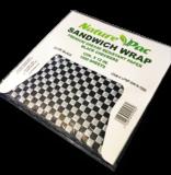 Envoltura para Sandwich-Papel Negro